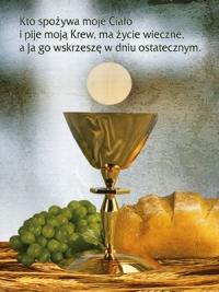 Komunia święta - zadatek nieśmiertelności