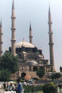 Meczet w Edirne