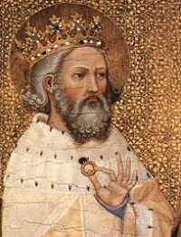 Święty Edward Wyznawca