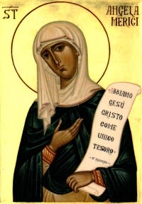 Święta Aniela Merici