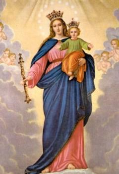 Turyński wizerunek Maryi Wspomożycielki Wiernych