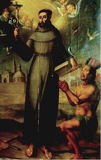 Święty Franciszek Solano