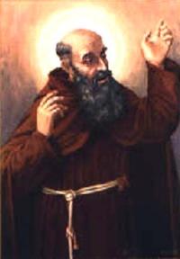 Święty Wawrzyniec z Brindisi