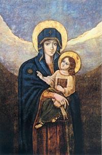 Matka Boża Świętolipska, Matka jedności chrześcijan