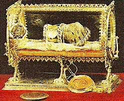 Relikwie św. Stefana