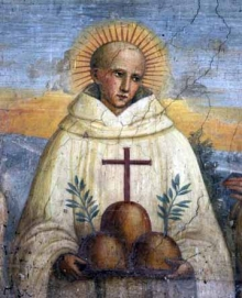 Święty Bernard Tolomei