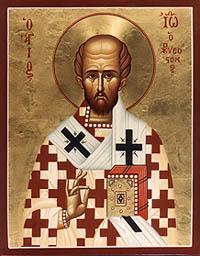 Święty Jan Chryzostom