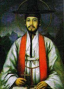 Święty Andrzej Kim Taegon