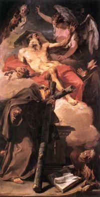 Święty Piotr z Alkantary