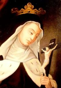 Błogosławiona Franciszka Amboise