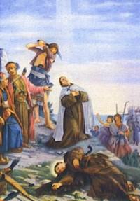 Męczeństwo błogosławionych Dionizego i Redempta
