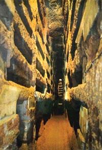 Katakumby pierwszych męczenników Kościoła w Rzymie