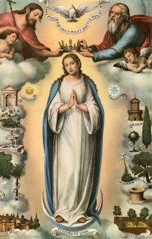 Ukoronowanie Maryi na Królową